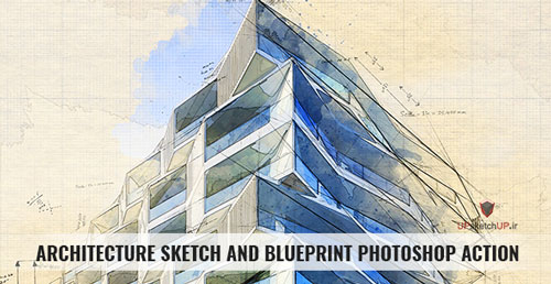 Architecture Sketch and Blueprint PS Action