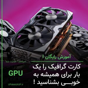 شناخت GPU مناسب معماری